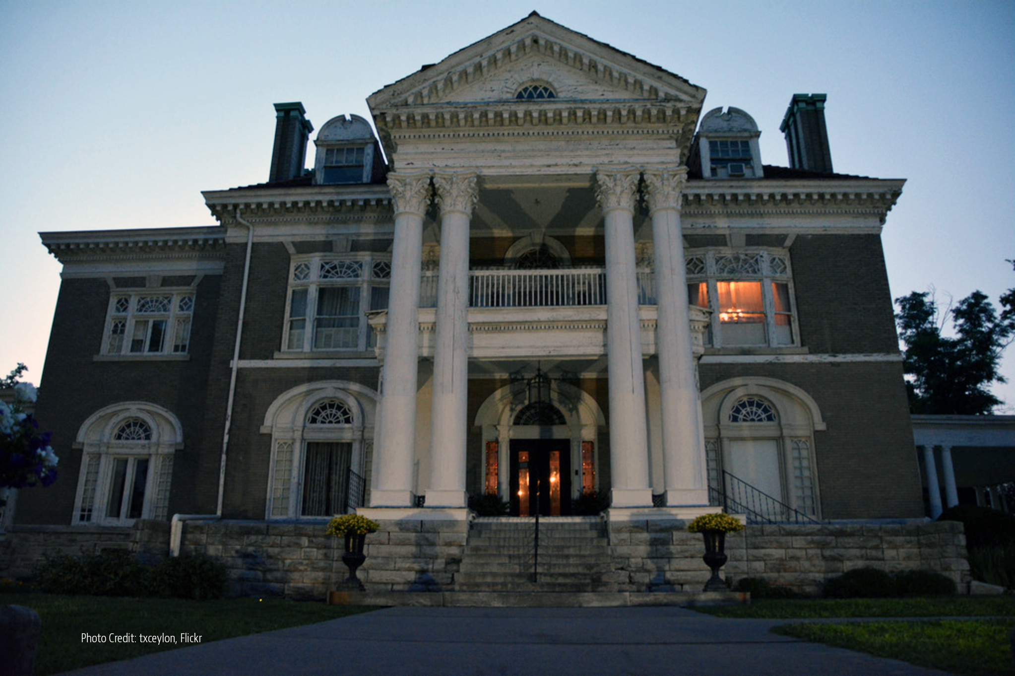 Rockcliffe Mansion - Credit