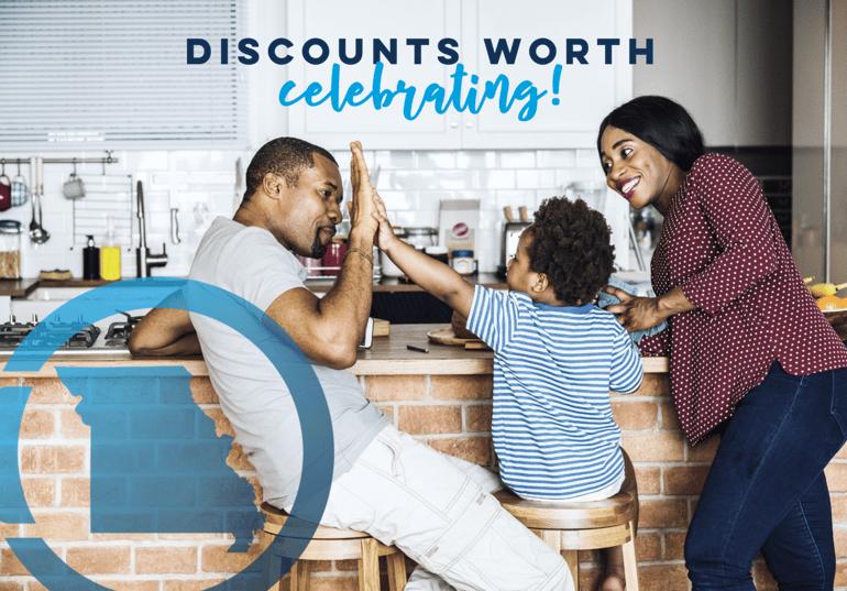 Discounts Header