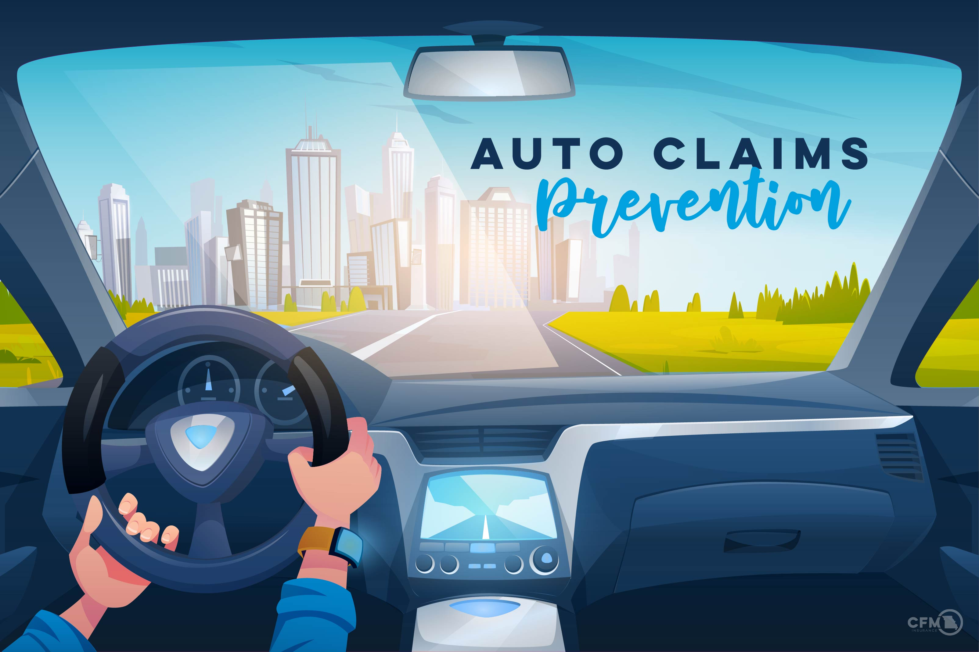 The Five Most Common Auto Insurance Claims & How You Can Avoid Them Behind The Wheel